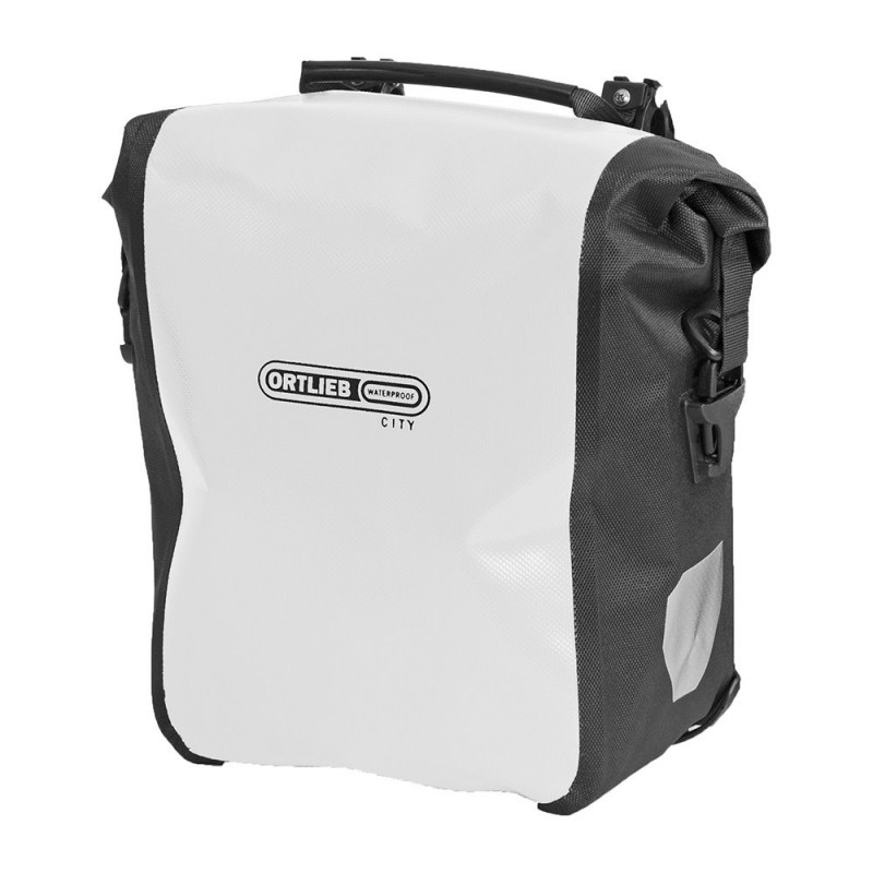 Ortlieb Sport Roller City White Black 25l