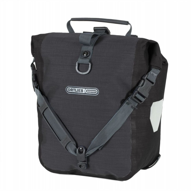 Ortlieb Sport Roller Plus Granite Black 25l