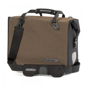 Ortlieb Office Bag Ql3 L Hazel Black 21l