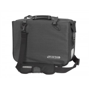 Ortlieb Office Bag Ql3.1 L Granite Black 21l
