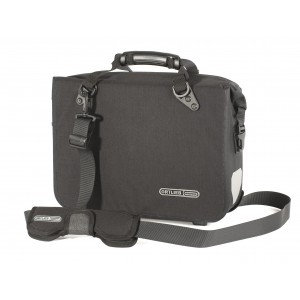 Ortlieb Office Bag Ql2.1 M Black 13l