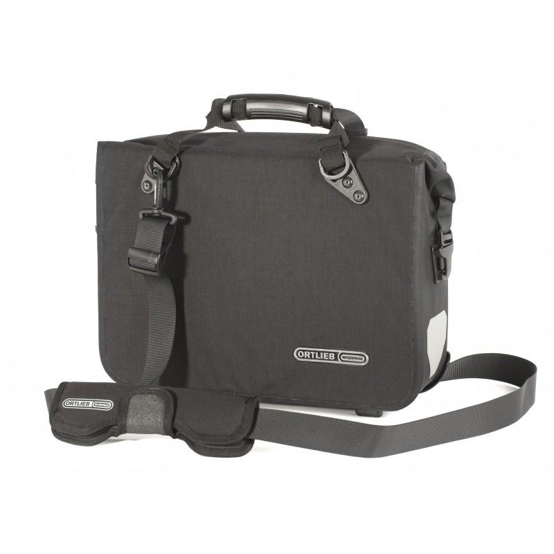 Ortlieb Office Bag Ql2.1 M Black 13l