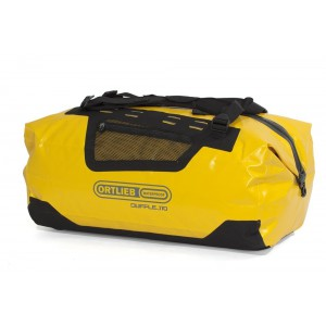 Ortlieb Duffle Sun Yellow Black 110l