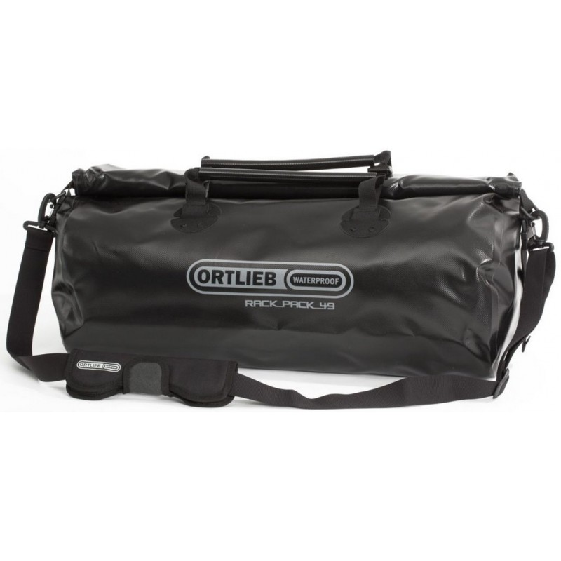 Ortlieb Rack Pack Pd620 L Black 49l