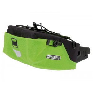 Ortlieb Seatpost Bag M Lime Black 4l