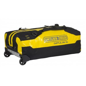 Ortlieb Duffle Rs Sun Yellow Black 110l