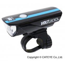 CatEye HL-EL151RC Volt200 Czarna