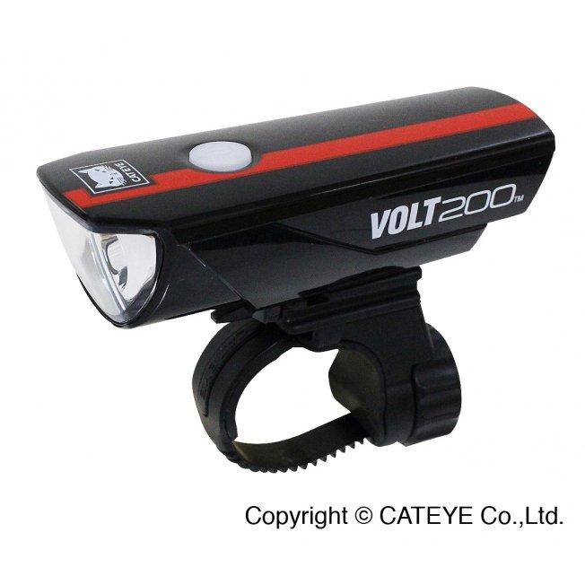 CatEye HL-EL151RC Volt200 Czerwona