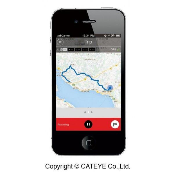 CatEye PADRONE SMART CC-PA500B