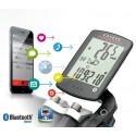 CatEye PADRONE SMART CC-PA500B + czujniki prędkości/kadencji i pulsu