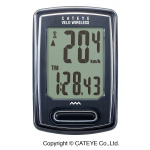 CatEye Velo Wireless CC-VT230W Black