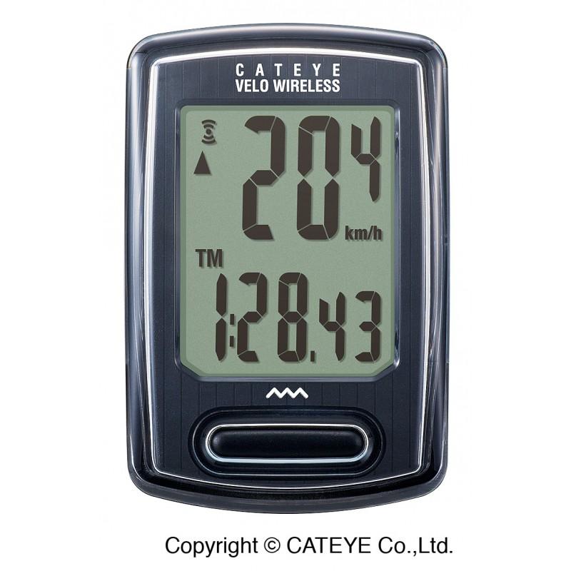 CatEye Velo Wireless CC-VT230W Czarny