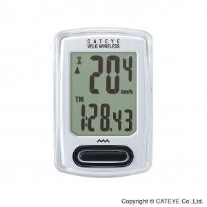 CatEye Velo Wireless CC-VT230W Biały