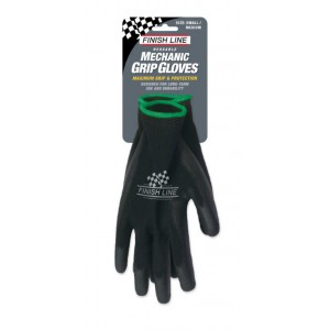 Finish Line Gloves Service S/M