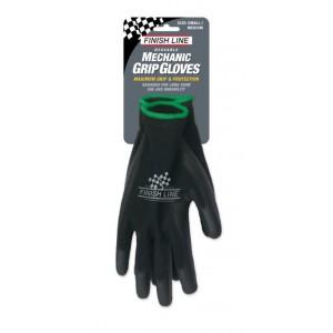 Finish Line Gloves Service S/M