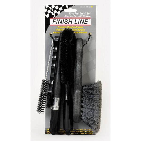 Finish Line Easy-Pro Brush Set