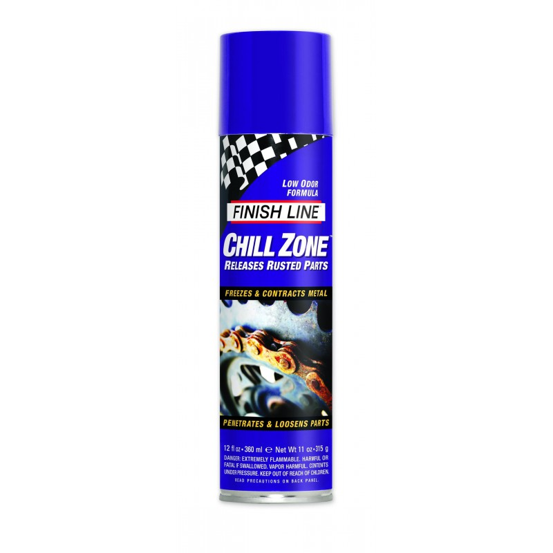 Finish Line Chill Zone 360 ml