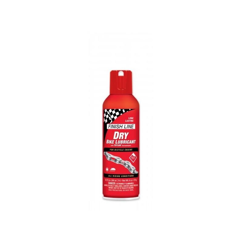 Finish Line Teflon Plus 240ml Aerosol