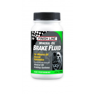 Finish Line Brake Fluid Mineral 120 ml