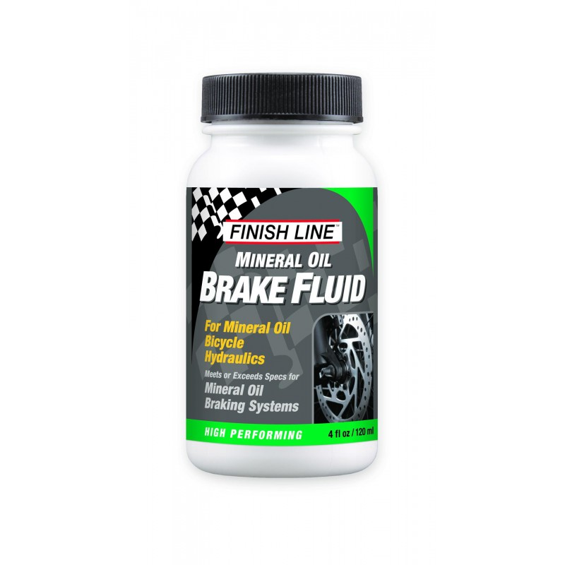 Finish Line Brake Fluid Mineralny 120 ml