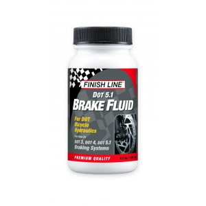 Finish Line Brake Fluid Synthetic 120 ml