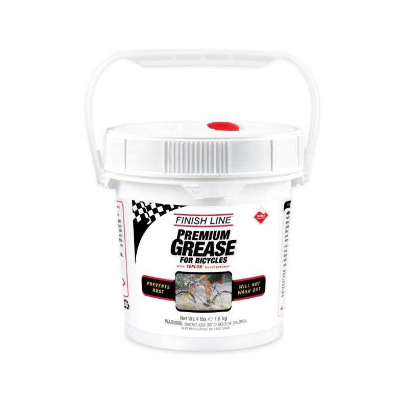 Finish Line Premium Grease 1.8 kg