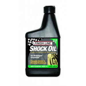 Finish Line Shock Oil 2.5 WT