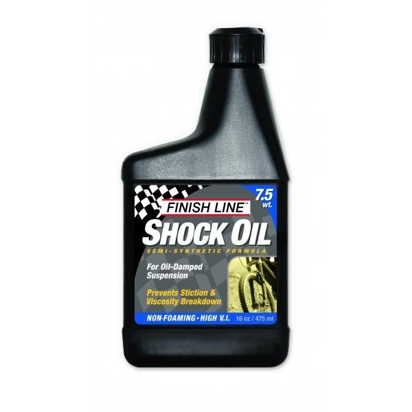 Finish Line Shock Oil 7.5 WT