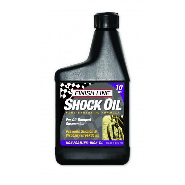 Finish Line Shock Oil 10 WT