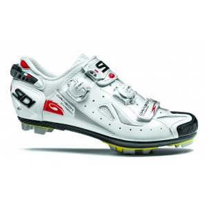 Sidi MTB Dragon 4 SRS Carbon Composite White