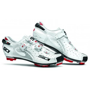 Sidi MTB Drako SRS Carbon Woman White