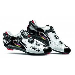 Sidi Wire Carbon White Black