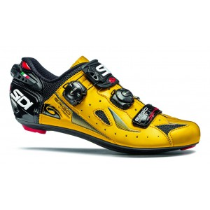 Sidi Ergo 4 Carbon Composite Yellow-Black