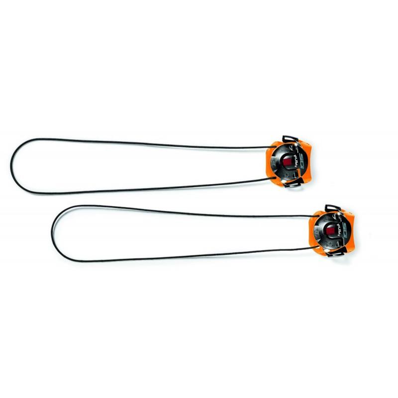 Sidi Tecno 3 Push System Long Czarno-Pomarańczowe