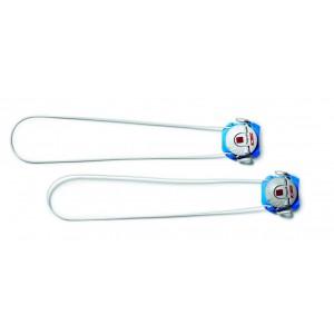 Sidi Tecno 3 Push System Long White-Blue