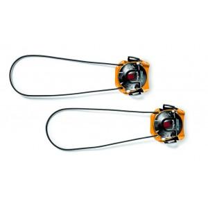Sidi Tecno 3 Push System Short Black-Orange