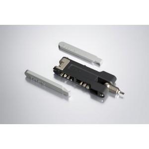 Tacx Mini Allen key set & chain rivet extractor