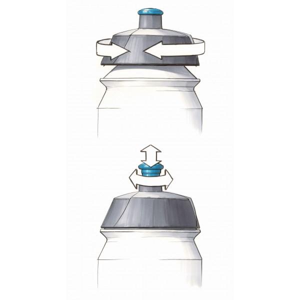 Tacx Shiva Przeźroczysty 500ml