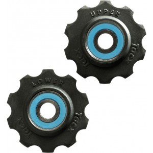 Tacx Jockey Wheels Teflon Wheel 10 Teeth