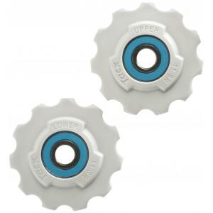 Tacx Jockey Wheels Ceramic 11 Teeth Sram Race, Red, Force, Rival