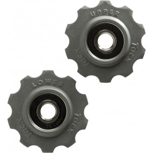 Tacx Jockey Wheels Steel 10 Teeth
