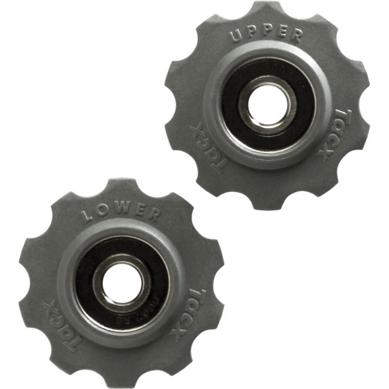 Tacx Jockey Wheels Steel 10 Teeth