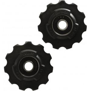 Tacx Jockey Wheels 11 Teeth SRAM Race, Red, Force, Rival