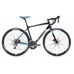 Giant Contend SL 2 Disc - HRD Black 2017