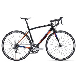 Giant Contend 3 Black/Orange 2017