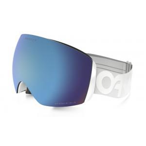 Oakley Flight Deck Factory Pilot Whiteout/Prizm Sapphire Iridium
