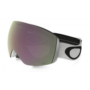 Oakley Flight Deck Matte White/Prizm Hi Pink Iridium