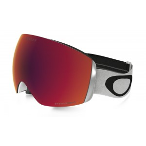 Oakley Flight Deck Matte White/Prizm Torch Iridium