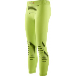 X-Bionic Invent Junior Pants Green Lime/Black