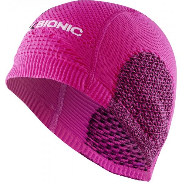 X-Bionic Soma Cap Light Pink/Black